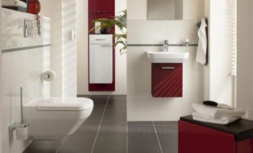 Modern Bathroom Design – Tiles and Colors
