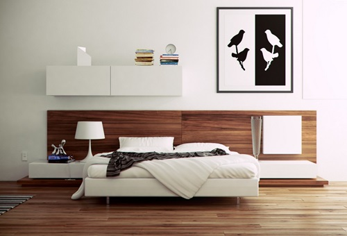 Modern Bedroom – Tips To Help You Design A Modern Bedroom