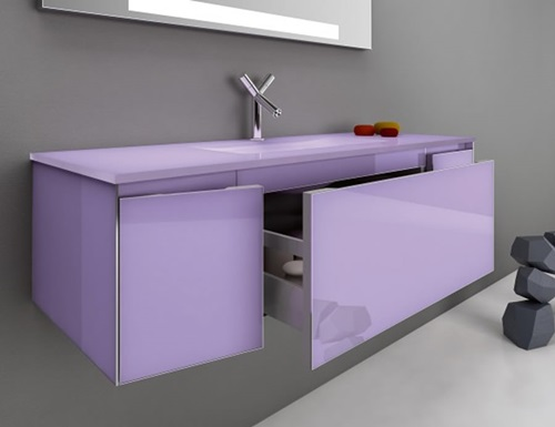 Cool Italian Manufacturer Branchetti Which We Featured On Decoist On Other Occasions Has Just Announced Their New Bathroom Furniture  Who Appreciated Furniture At A Different Level It Was Built And Designed For Maximum Flexibility Modular