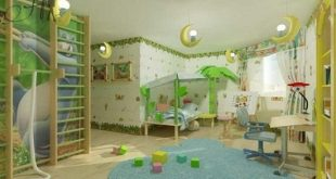 Practical Tips To Design Children's Bedroom