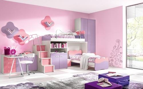 Practical Tips To Design Childrens Bedroom