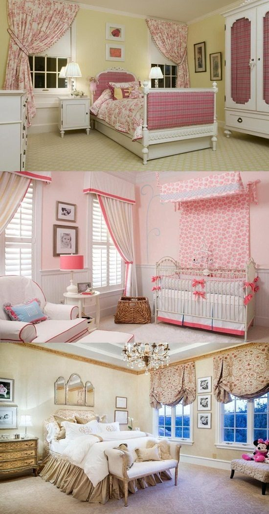 Selecting Curtains For Your New Daughter's Bedroom