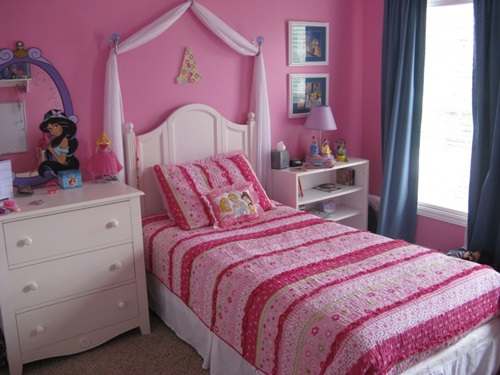 Selecting Curtains For Your New Daughters Bedroom