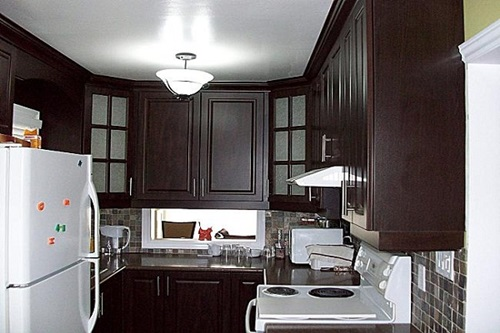 Space Saving Techniques For Small Kitchens How To Renovate Your Kitchenette Interior Design