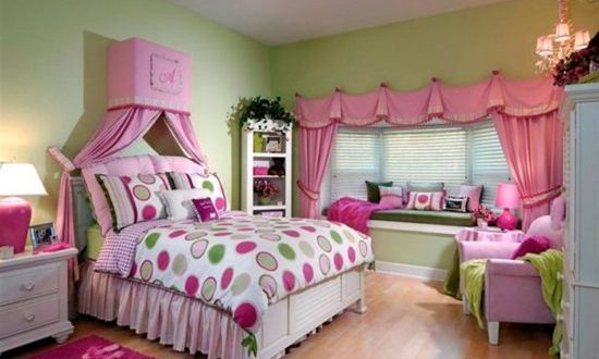 Teenage Bedroom – Windows Treatments For Teenagers
