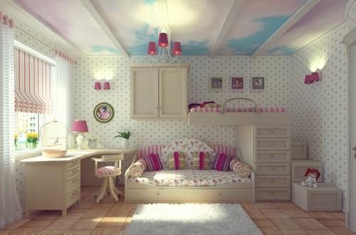 Teenage Girls' Bedrooms – Inspirational Ideas