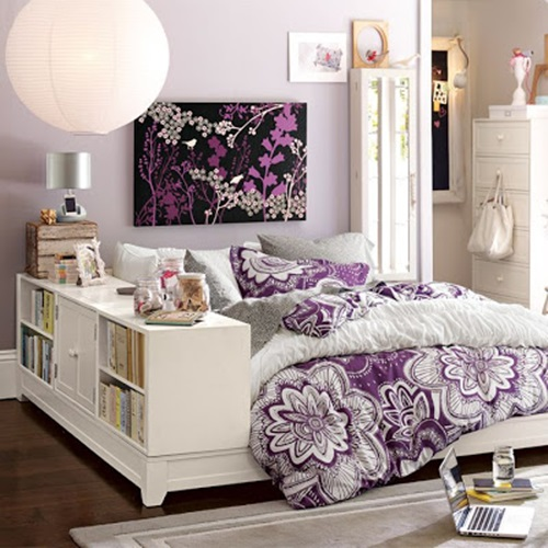 Teenage Girls Bedrooms – Inspirational Ideas