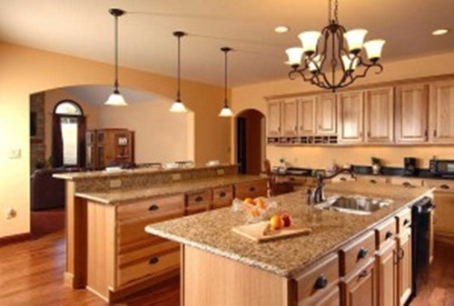 4 Brilliant Kitchen Remodel Ideas: The Different Materials For Kitchen Cabinets