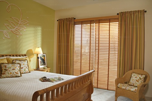 The different types of bedroom curtains fabrics interior Types of blinds