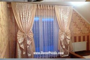Instructions For Choosing Living Room Curtains