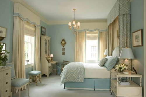 The Different Types Of Bedroom Curtains Fabrics