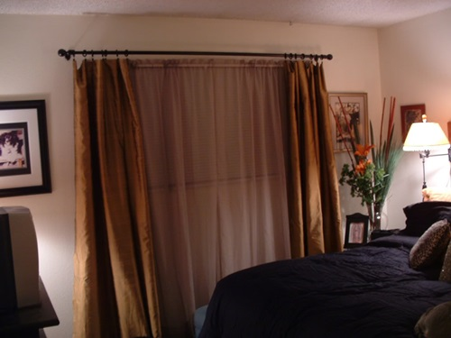 The Different Types Of Bedroom Curtains Fabrics Interior