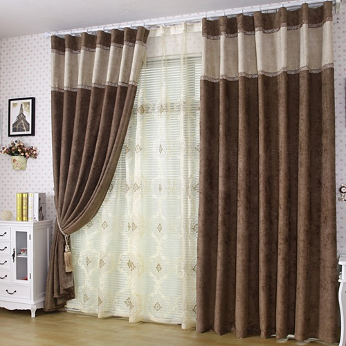 The different types of curtains interior design for Different styles of drapes