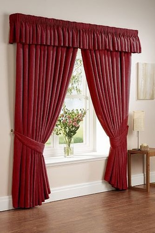 How To Make A Curtain Valance Different Styles of Bleachers
