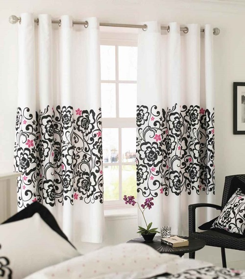 The different types of curtains accessories interior design for Different types of interior designs