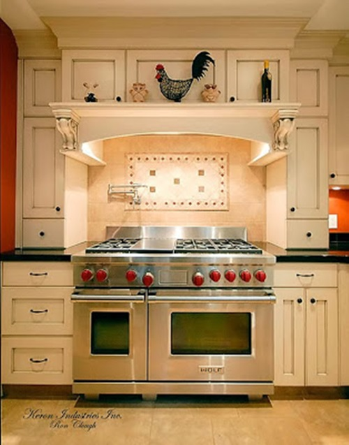 The most popular themes for the kitchen interior design for Kitchen decor themes