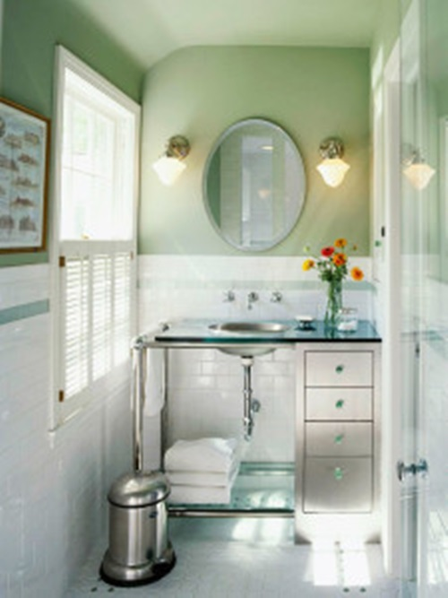 Tips on How to Make Your Small Bathroom Look Larger