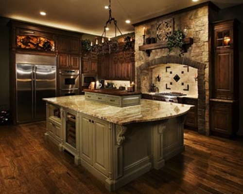 Traditional Kitchen Styles traditional kitchen style – bring in the magic of old world