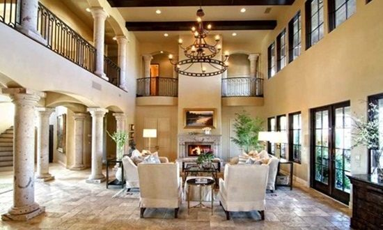 Tuscan House Interior Design Ideas And Decorating Ideas For Home