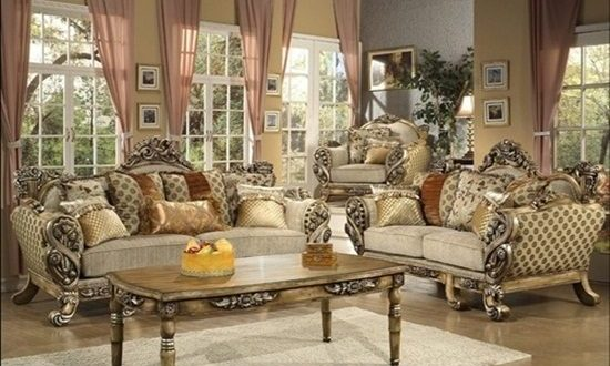 Attractive Victorian Living Room Curtain Ideas U2013 Victorian Style   Interior Design Part 6