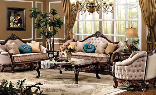 Charming ... Victorian Living Room Curtain Ideas U2013 Victorian Style ...