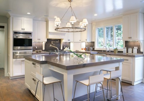 kitchen islands beautiful and functional kitchen islands
