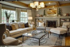 How to Organise a Traditional Living Room? !