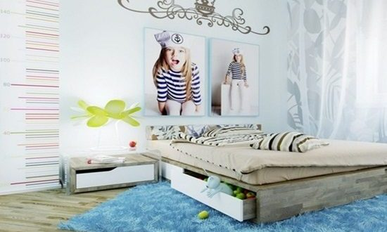 Interior Design Ideas for Baby & Teen Girls' Bedrooms