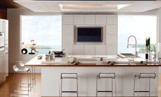 Kitchen Ceiling Designs – New Look