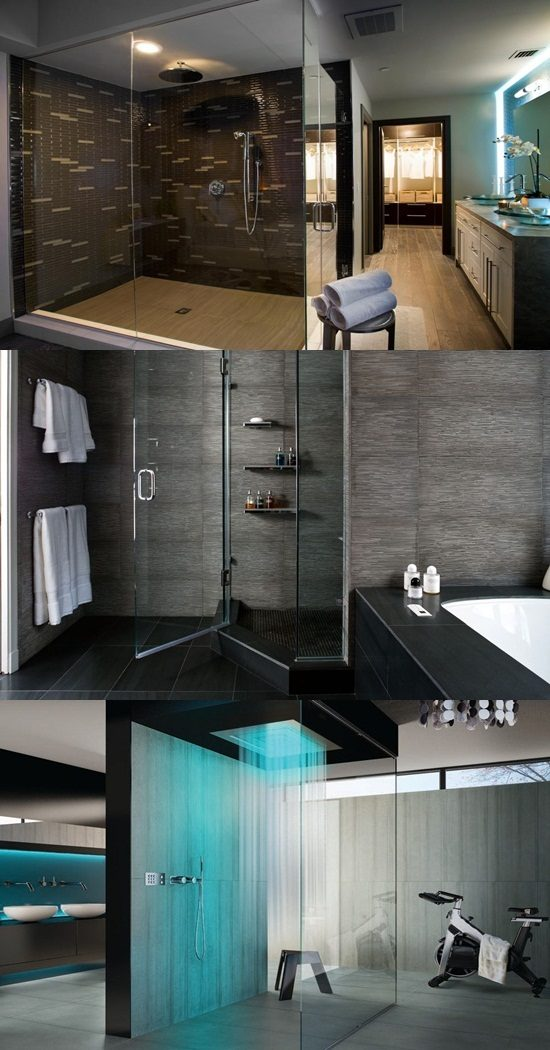 Bathroom Shower Designs – Shower Area - Interior design