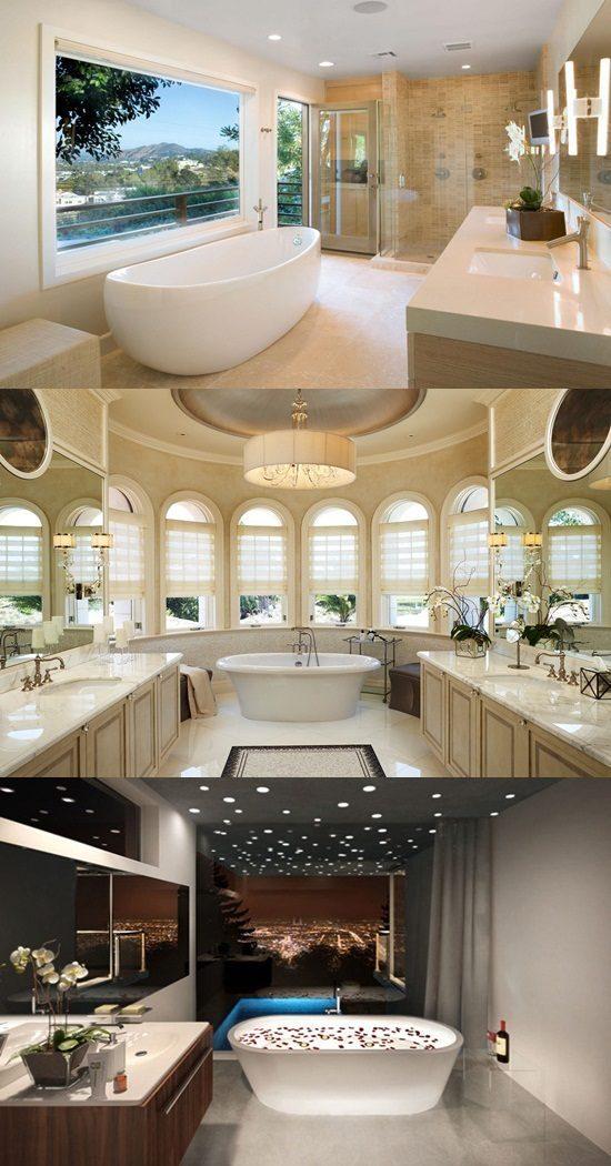 Different Types Of Bathroom Interior Design