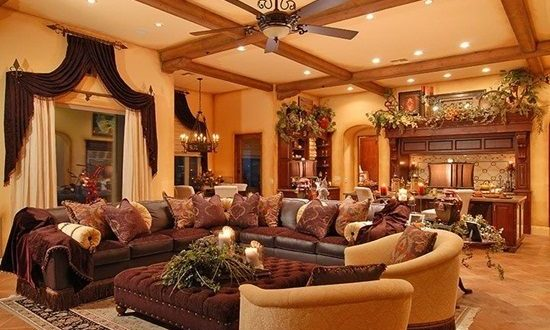 Indian Style Interior Design Ideas