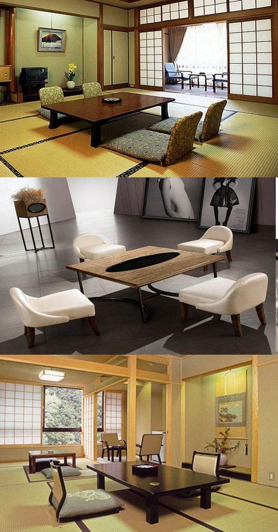 Japanese Dining Room Designs - Interior design