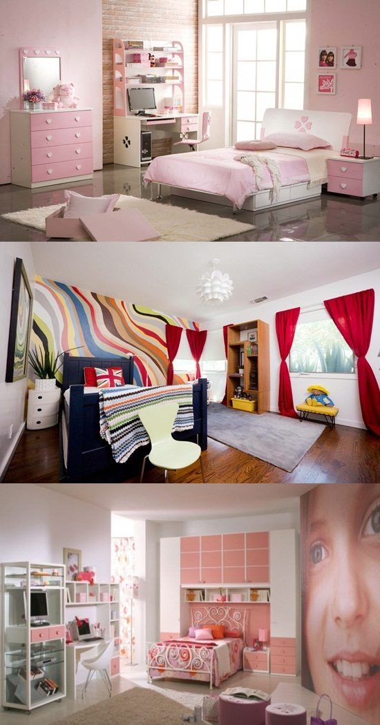 Kids Rooms – Steps for a Successful Room for the Little Ones