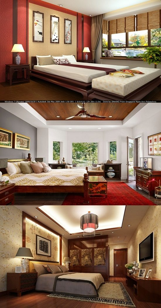 oriental bedroom interior design interior design