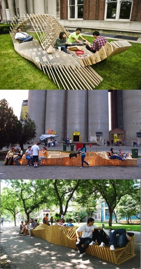 Original Urban Street Furniture – Urban Furniture