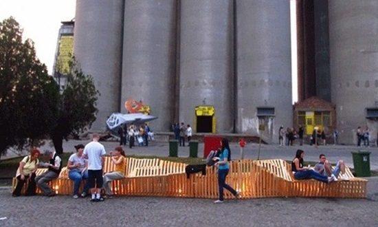 Original Urban Street Furniture – Urban Furniture