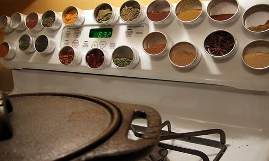 The Perfect Spice Containers – Kitchen Organizers