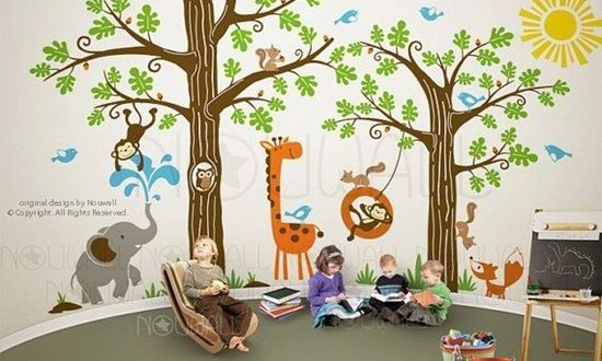 Wall Stickers – Child's Room