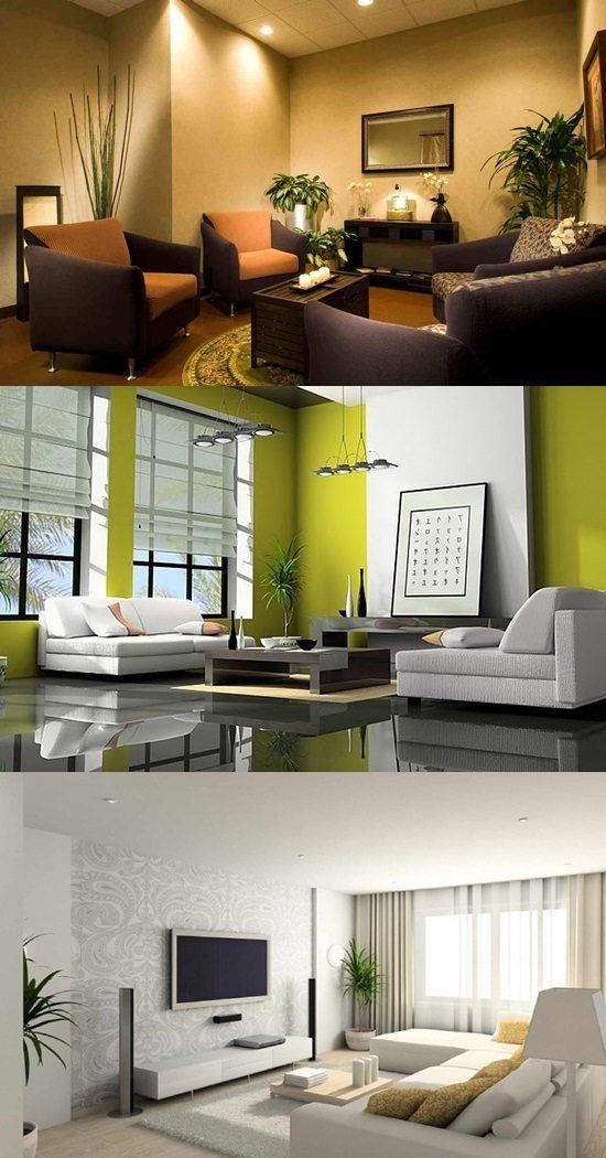 Zen Living Room Design  De-clutter, Color and Furniture