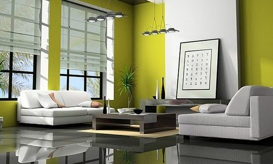 Zen Living Room Design – De-clutter, Color and Furniture