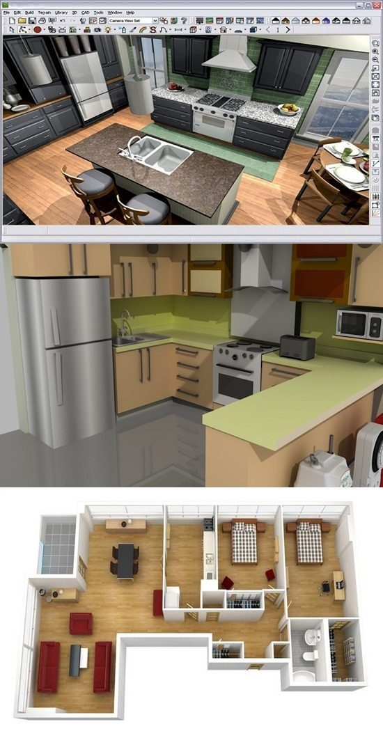 Free Online Virtual Home Designing Programs 3d Programs Interior Design