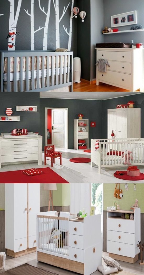 Furniture for Baby's Nursery and Kid's Room