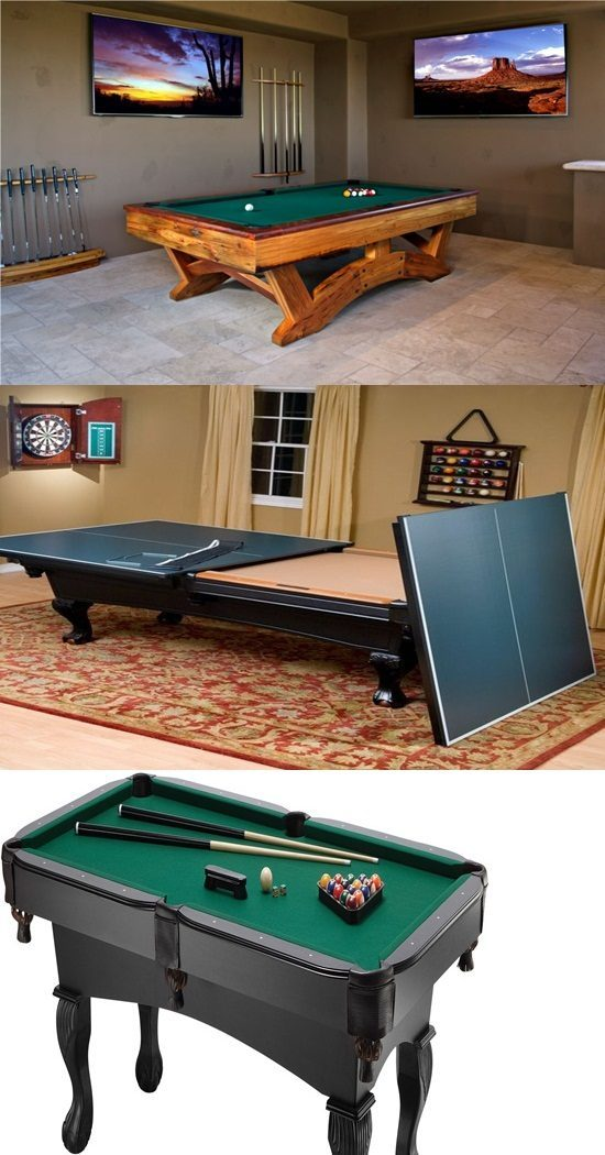 Game Table – Know more about your Billiard Table!