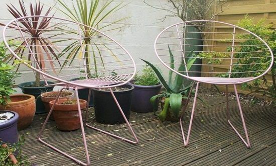 Garden Furniture – Design your little Hyde Park!