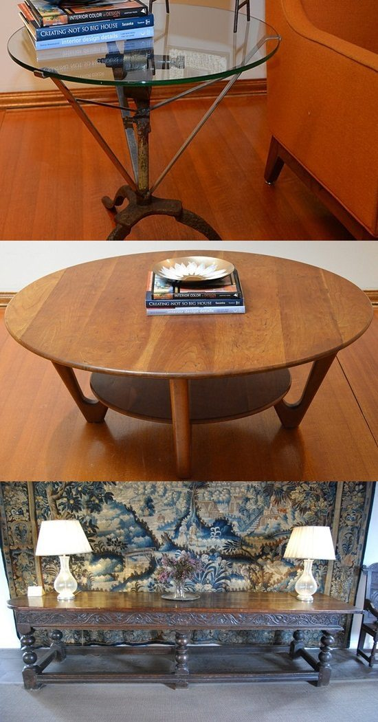 Industrial Archaeological Furniture – Furniture Items