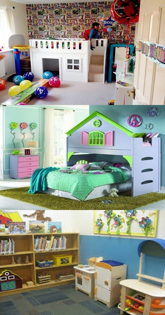 Kids Beds – Playing Time, Bedtime and Funtime!