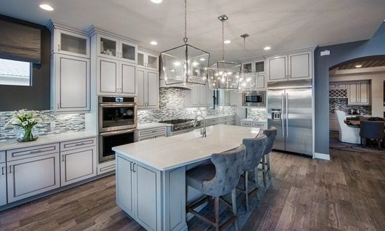 5 great ideas for redecorating your kitchen interior design - Contemporary kitchen design ideas tips ...