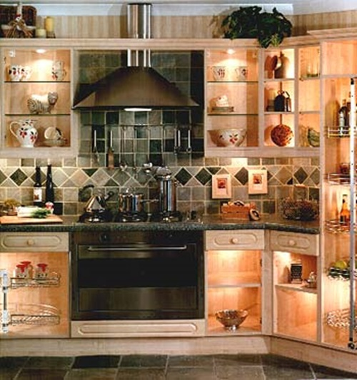 45 Cool Industrial Kitchen Designs That Inspire