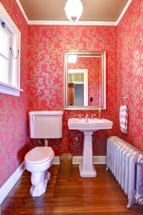 5 things to do if you want a designer bathroom but have a for Bathroom things